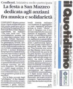 Articolo festa degli anziani_Il Quotidiano_02.08.2012